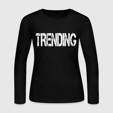 Trending - Women's Long Sleeve Jersey T-Shirt