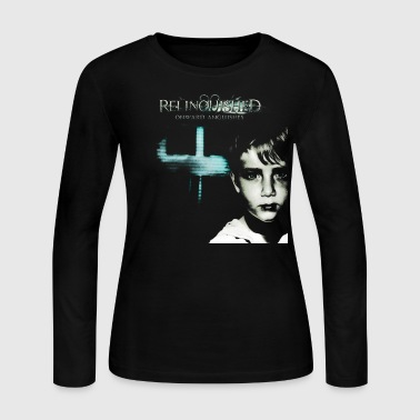 Relinquished - Onward Anguishes  - Women's Long Sleeve Jersey T-Shirt