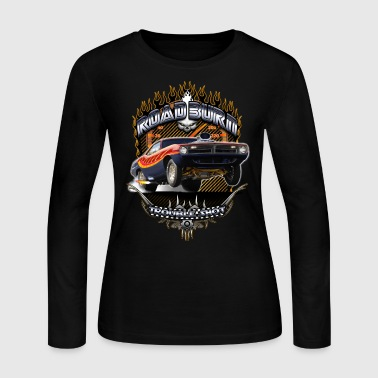 Barracuda Road Burn - Women's Long Sleeve Jersey T-Shirt