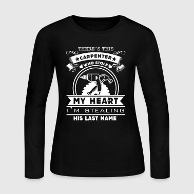 Carpenter Shirts - Women's Long Sleeve Jersey T-Shirt