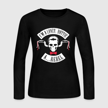 Rebel Shirt - Women's Long Sleeve Jersey T-Shirt