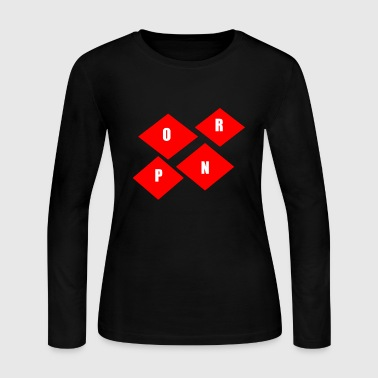 PORN - Women's Long Sleeve Jersey T-Shirt