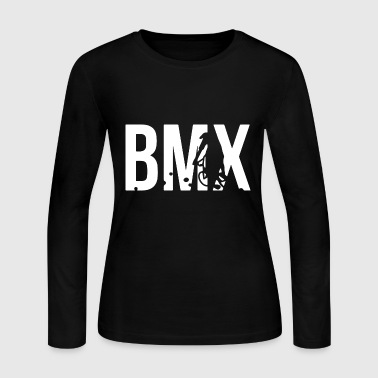 bmx - Women's Long Sleeve Jersey T-Shirt