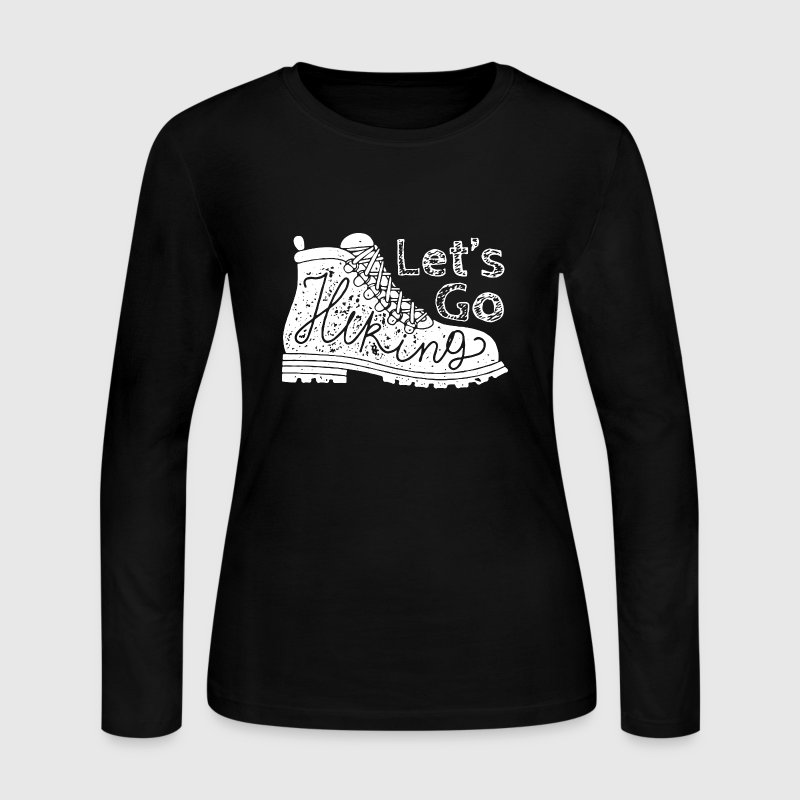 Hiking Shirt - Women's Long Sleeve Jersey T-Shirt