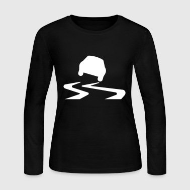 Drift - Women's Long Sleeve Jersey T-Shirt