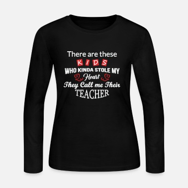 Teaching Teach Shirt - Women's Long Sleeve Jersey T-Shirt