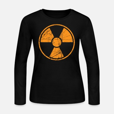 Nuclear Nuclear - Women's Long Sleeve Jersey T-Shirt