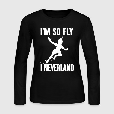 I'm So Fly - Women's Long Sleeve Jersey T-Shirt