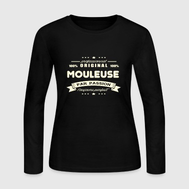 Original Molding Machine - Women's Long Sleeve Jersey T-Shirt