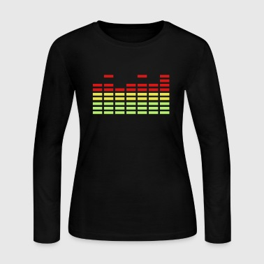 Equalizer - Women's Long Sleeve Jersey T-Shirt