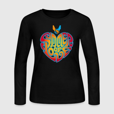 Summer Of Love - Women's Long Sleeve Jersey T-Shirt