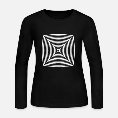 Optical Illusion optical illusion - Women's Long Sleeve Jersey T-Shirt
