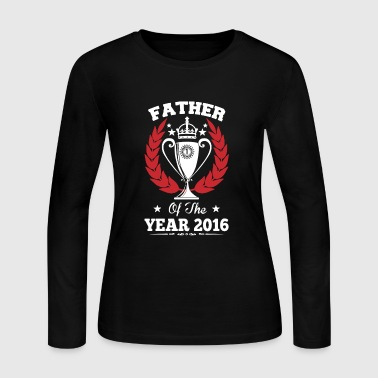 Father's Day 2016 - Women's Long Sleeve Jersey T-Shirt