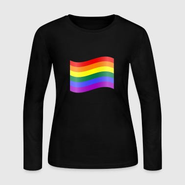 f0287272cb0 Rainbow-flag RAINBOW FLAG - Women  39 s Long Sleeve Jersey ...