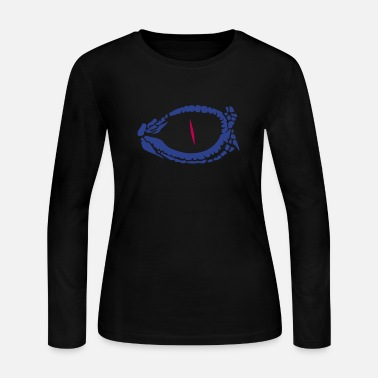 Snake Eyes 402 snake eye - Women's Long Sleeve Jersey T-Shirt