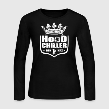 Crash Hood Chiller Berlin - Women's Long Sleeve Jersey T-Shirt