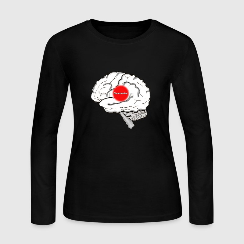 disconnected - Women's Long Sleeve Jersey T-Shirt