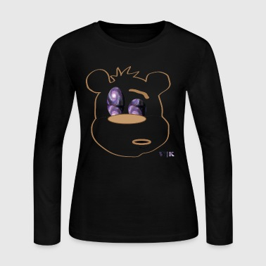 bear - Women's Long Sleeve Jersey T-Shirt