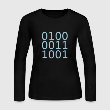 computing - Women's Long Sleeve Jersey T-Shirt