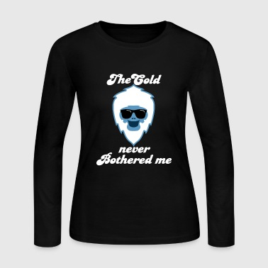 Yeti Yeti - Women's Long Sleeve Jersey T-Shirt