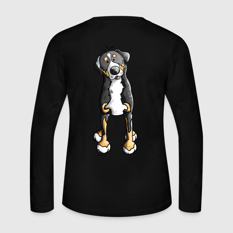 Greater Swiss Mountain Dog - Women's Long Sleeve Jersey T-Shirt