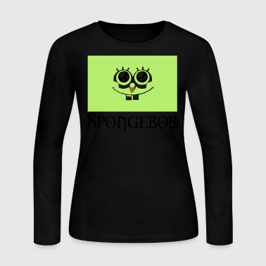 spongebob - Women's Long Sleeve Jersey T-Shirt