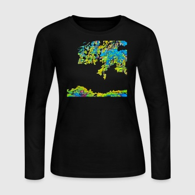 Tripical - Women's Long Sleeve Jersey T-Shirt