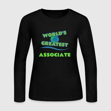 ASSOCIATE - Women's Long Sleeve Jersey T-Shirt