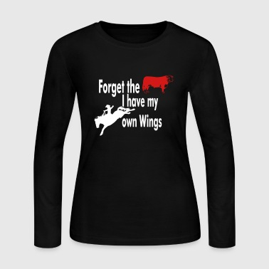 Forget .. - Women's Long Sleeve Jersey T-Shirt