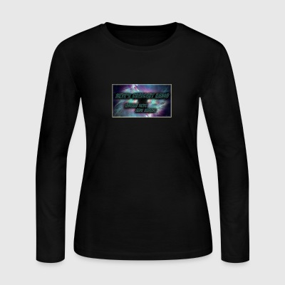 Skye's Crescent Radio - Women's Long Sleeve Jersey T-Shirt