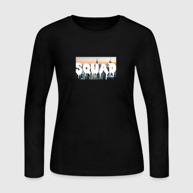Squad - Women's Long Sleeve Jersey T-Shirt