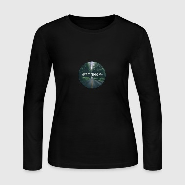 Runic Freedom - Women's Long Sleeve Jersey T-Shirt