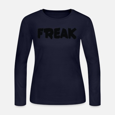 Freak FREAK - Women's Long Sleeve Jersey T-Shirt