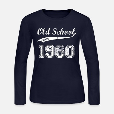 1960 1960 - Women's Long Sleeve Jersey T-Shirt