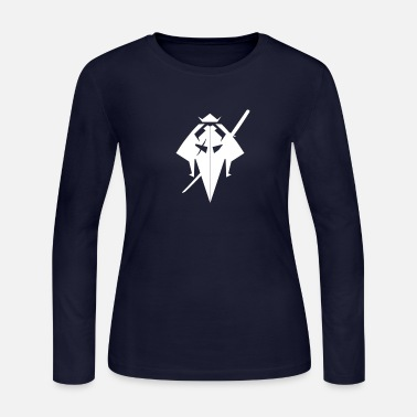 Plain supremacy white logo - Women's Jersey Longsleeve Shirt