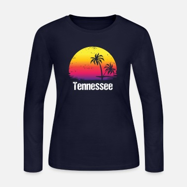 Vacation Tennessee Summer Vacation Tennessee Shirts - Women's Jersey Longsleeve Shirt