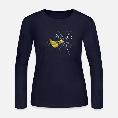 space bus - Women's Jersey Longsleeve Shirt