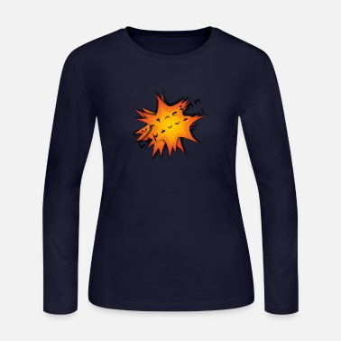 Explosion Explosion - Women's Long Sleeve Jersey T-Shirt