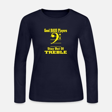 Bass Player Bass player - Women's Jersey Longsleeve Shirt