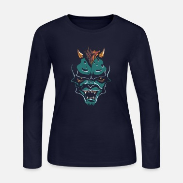 Scary Monster Scary monster zombie - Women's Jersey Longsleeve Shirt