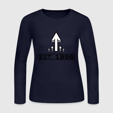 Established 1996 - Women's Long Sleeve Jersey T-Shirt