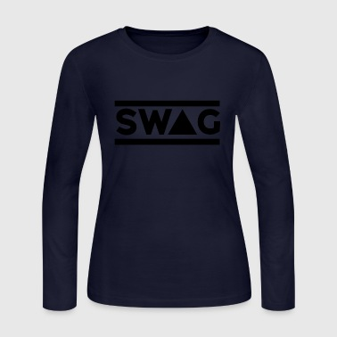 Swag Style Swag Style - Women's Long Sleeve Jersey T-Shirt