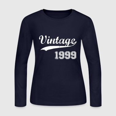 1999 1999 - Women's Long Sleeve Jersey T-Shirt