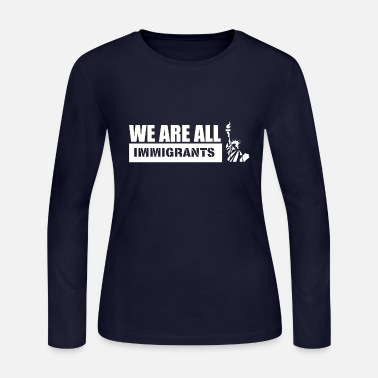 Gear Anti trump design - Women's Long Sleeve Jersey T-Shirt
