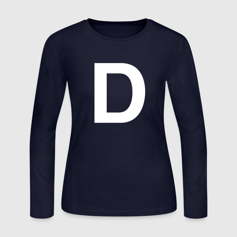 helvetica letter D by surreal197