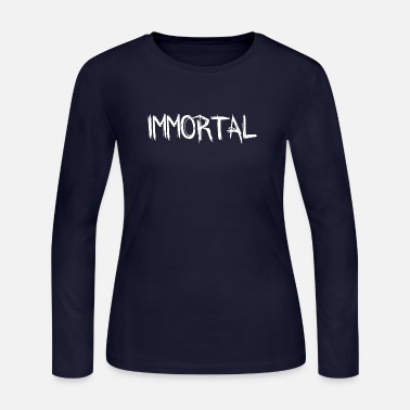 Immortal Immortal - Women's Long Sleeve Jersey T-Shirt