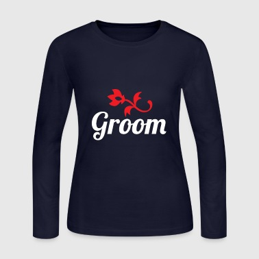 Groom - Women's Long Sleeve Jersey T-Shirt