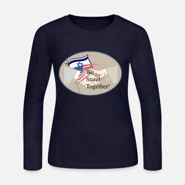 Together together - Women's Long Sleeve Jersey T-Shirt