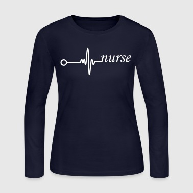 Nurse Shirt - Women's Long Sleeve Jersey T-Shirt