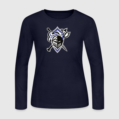 Knight symbol - Women's Long Sleeve Jersey T-Shirt
